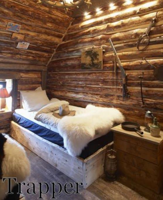 Trapper room