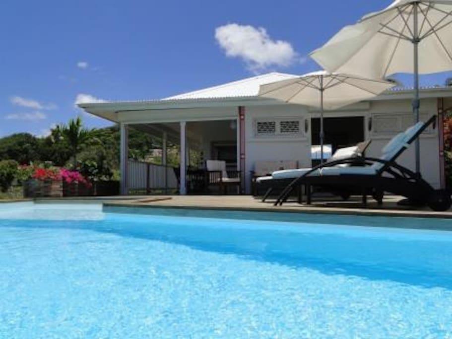 villa tarare guadeloupe maisons louer saint francois. Black Bedroom Furniture Sets. Home Design Ideas
