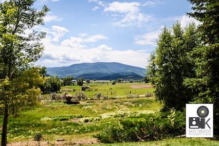 The Wilson Ranch - Gypsum - Hus