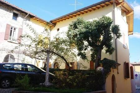 Cosy and central apartment, 65 m2 - Moniga del Garda