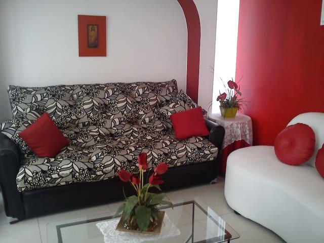 Homestay in Cuernavaca!!! (B&B) - Cuernavaca - Bed & Breakfast