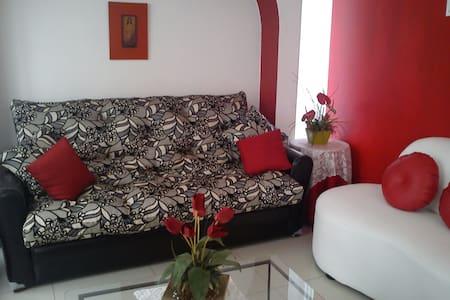 Habitación con desayuno - Cuernavaca