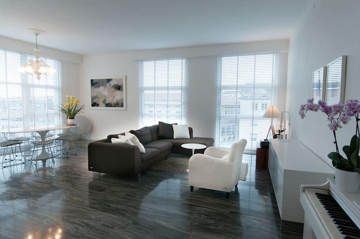 Downtown Penthouse, Lots of Light - Verona - Apartment