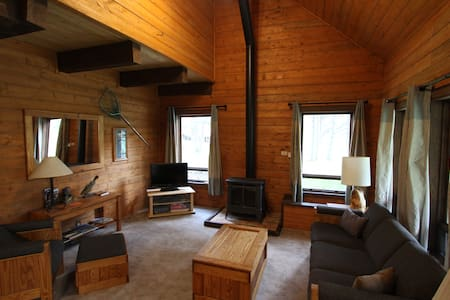 Rocky Top Log Cabin Open Year Round - Lake City