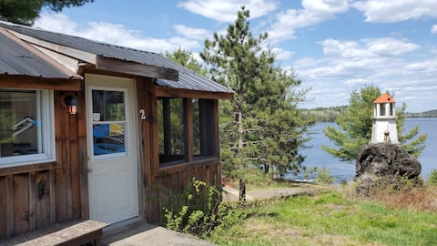 Red Pine Cabin