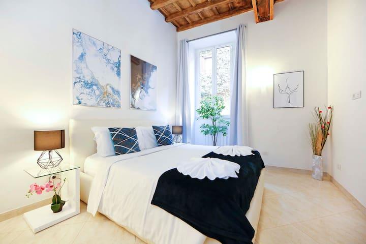 Piazza di Spagna precioso apartamento