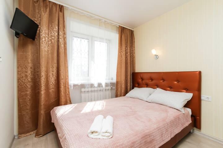 Уютная квартира студия рядом  Метро Площадь Маркса