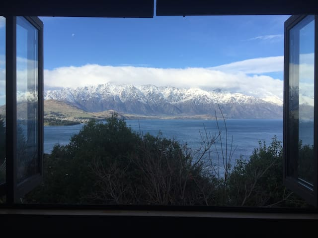 Crow's Nest - Queenstown - Flat