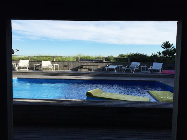 The sweet spot- ocean front in The Pines - Sayville - Ev