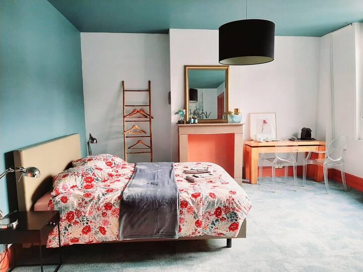 Chambre Beaux-arts - 25m² pour une suite splendide
