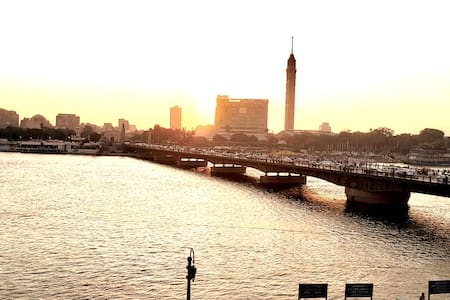 Heart of DownTown Cairo,Spacouies house for