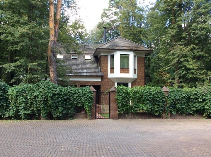 Дом на Рублевке
