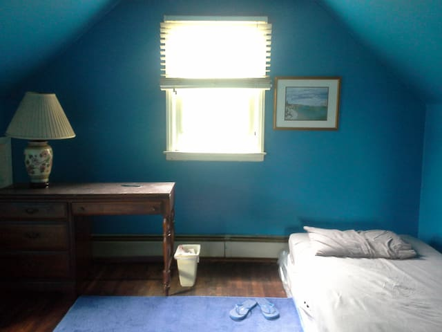 Private blue room - East Meadow