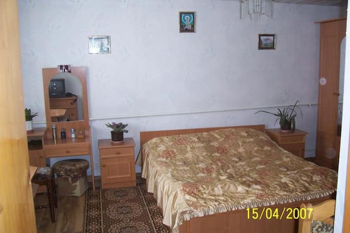 House in Ukrainian Village close to Chernivtsi