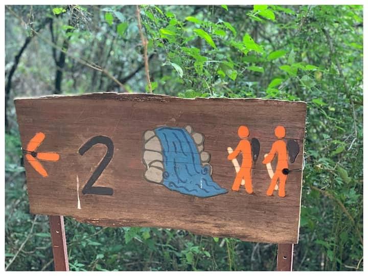 SONBESIE NR 3 Hikers only