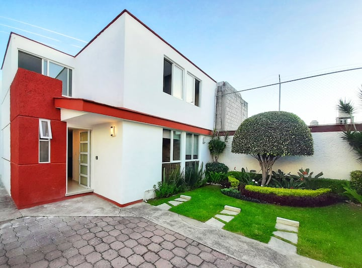 ♣ Casa Otomí/Angelópolis /Extraordinaria Ubicación