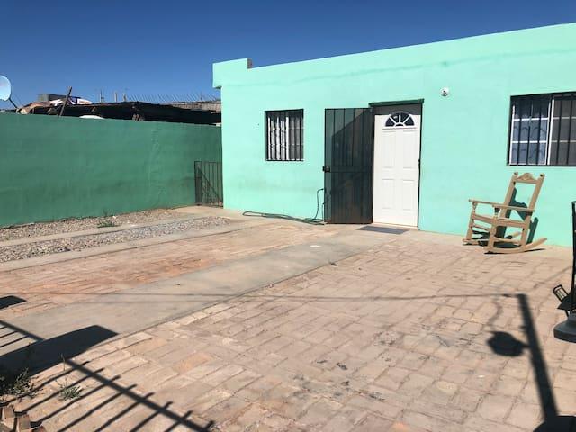 Casa Victoria-Los Algodones, Mexico near dentists