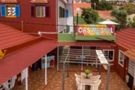 THE HOUSE OF THE SUN- LA OROTAVA