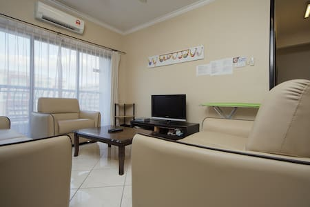 KK Vacation Apartment- Sea View - Kota Kinabalu - 公寓