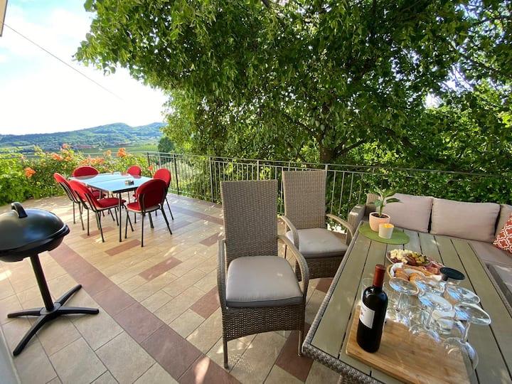 Apartma Jančič - 3 bedroom house with terrace