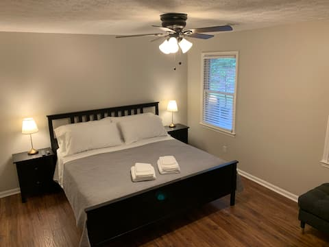 Quiet, Clean and Cozy in Peachtree Corners #4