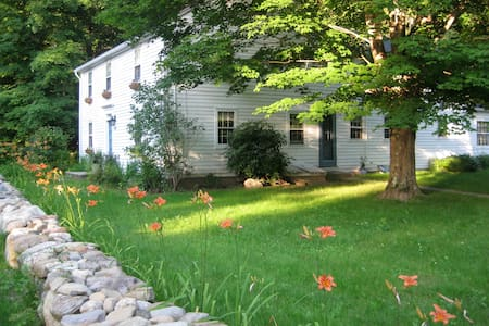 Antique Farmhouse in Canton CT - Canton