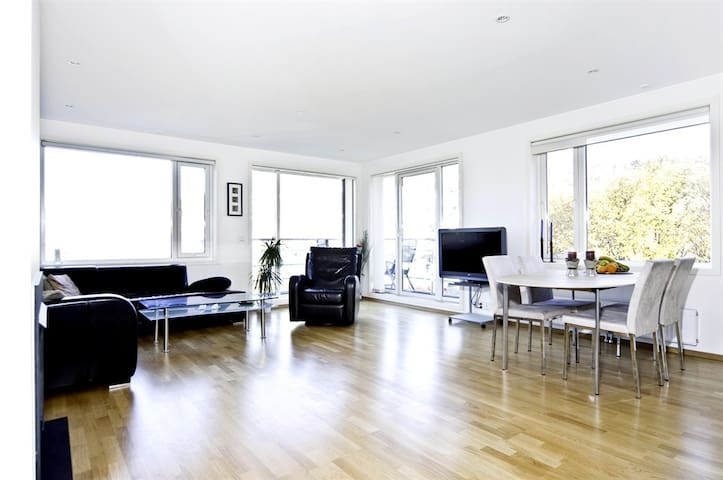 Bergen, close to city and nature; PickUp included