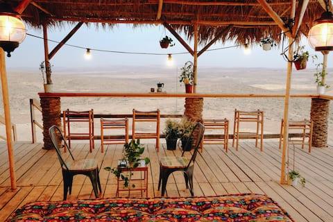 The Desert wild view