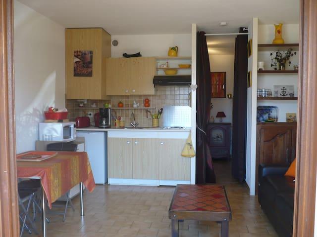 LE MURIEL - Saintes-Maries-de-la-Mer - Appartement
