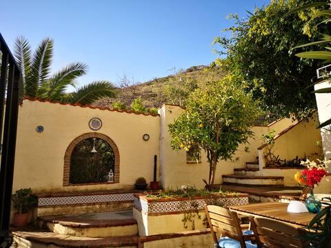 Secret hideout aan de Costa Tropical - Casa Mula