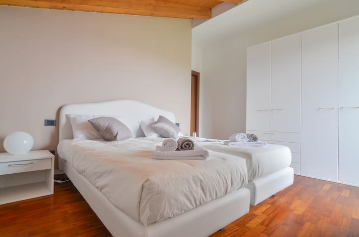 Pisolo I - 1 bdr located close to the Rho Fiera - Arese - Apartemen