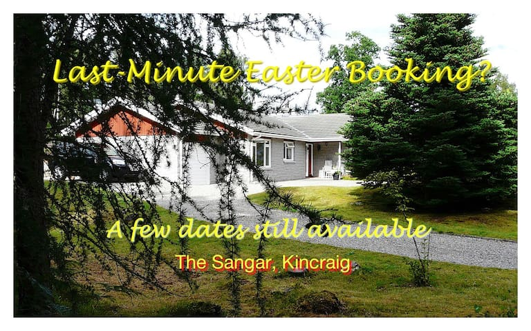 Highland Cottage: Kincraig by Aviemore Cairngorms