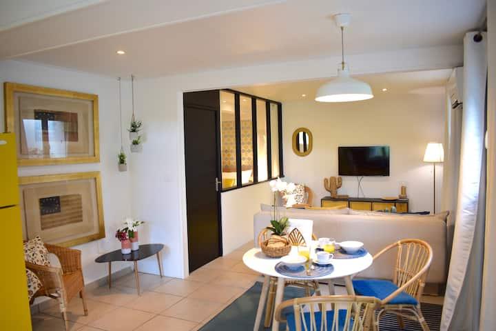 Charmant appartement - Saint Jean