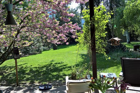 Familienfreundlich Doppelzimmer mit Gartenterrasse