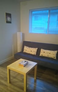BACH APT  IN GREAT LOCATION 306 - Edmonton - Appartement