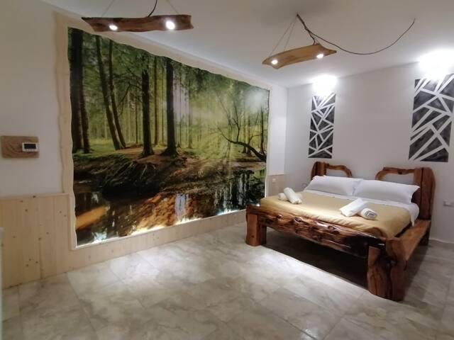 Villa Sofia- La camera nella Riserva