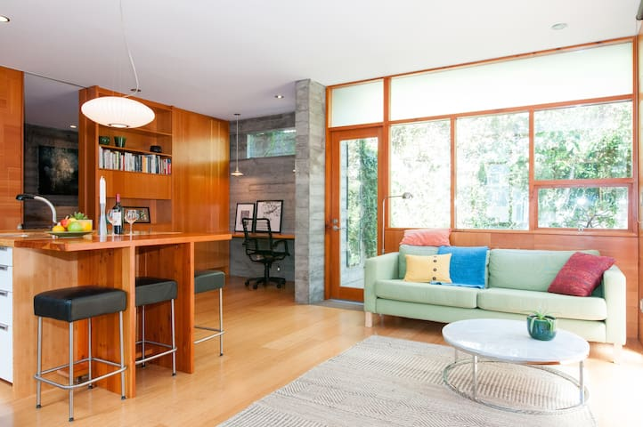 Modern Urban Retreat - Oakland - House
