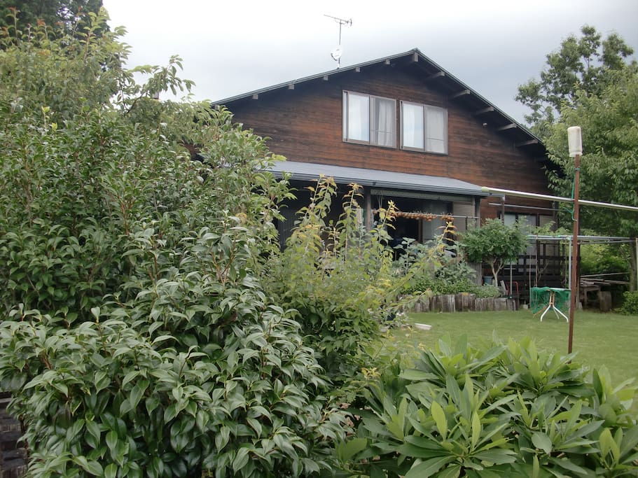 It is my villa