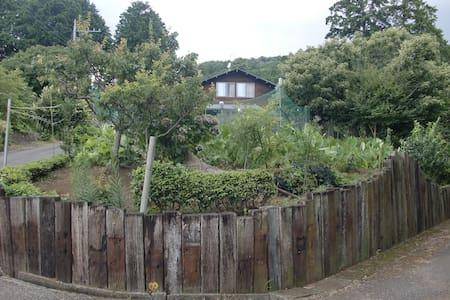 My villa in quiet nature.Ceramicart - Numazu