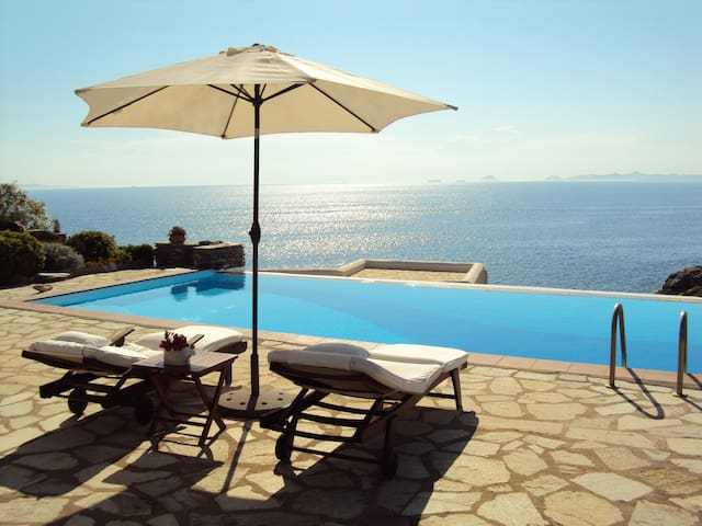 Our dream summer villa: Your Haven! - Koundouros - Villa