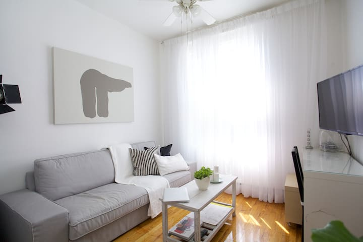 Private bedroom in an appartment - Montreal - Apartament