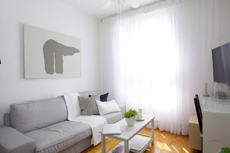 Private bedroom in an appartment - Montreal - Daire