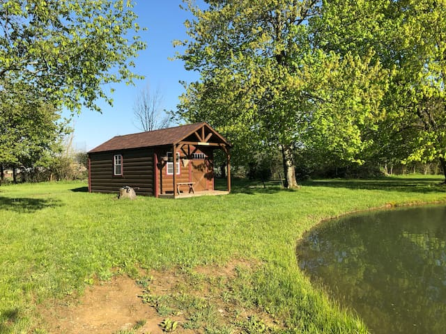 Small Rustic Cabin