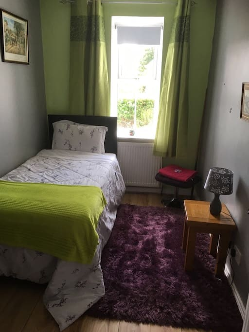 This is the single bed for one person . Last one left for Saturday 23 June
