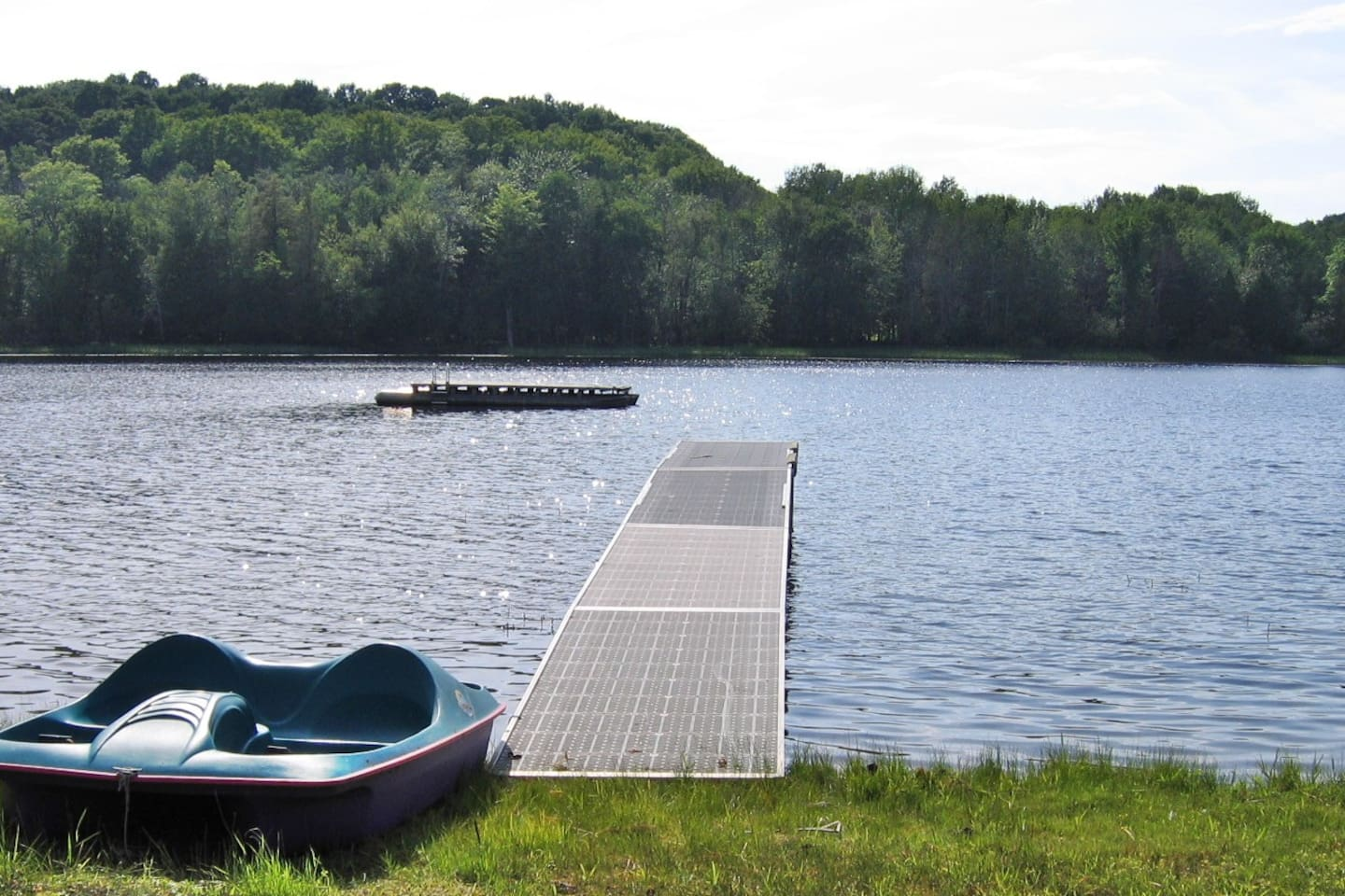 Dock for Your Boat
