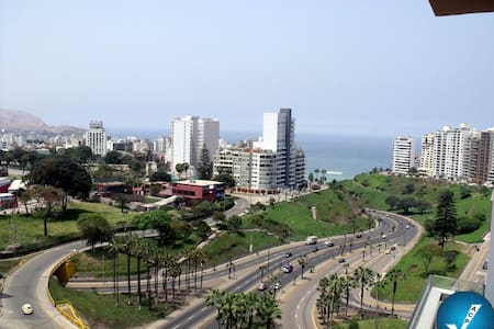 Miraflores-  2/2 with great view-