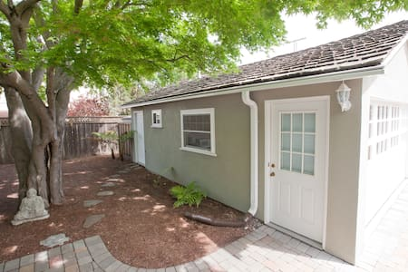 Quiet , Private Studio / Cottage  - Redwood City