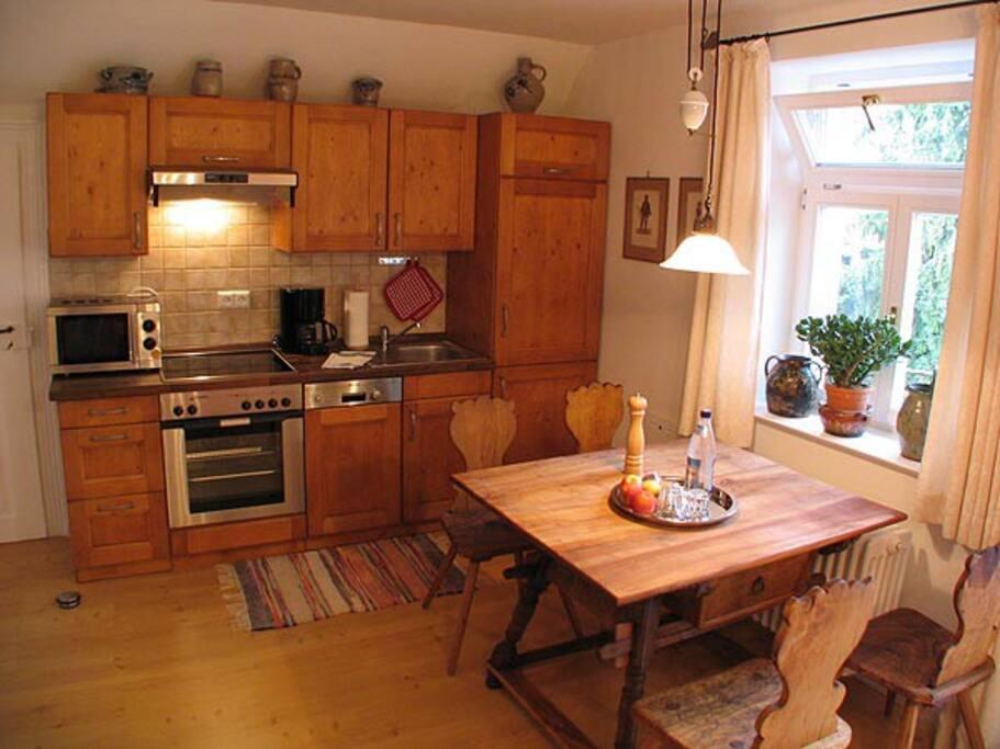 Wohnküche / kitchen