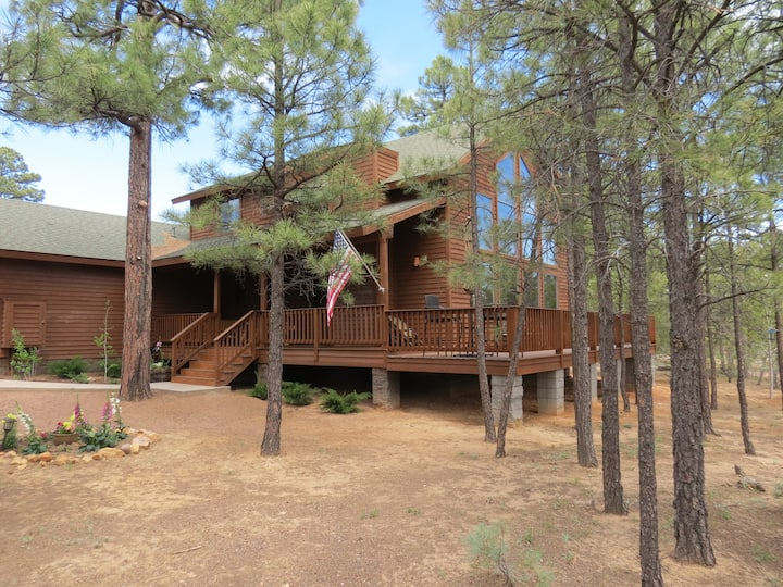 Beautiful Cabin in the White Mountains-In Torreon