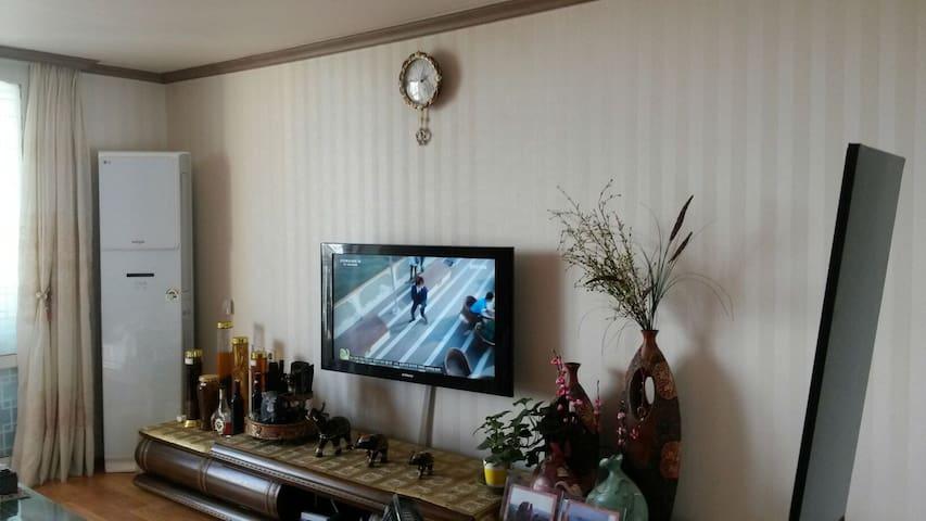 통영마미하우스 (여객선터미널 앞, 서호시장 안 5층 아파트) - 통영시 - Apartamento